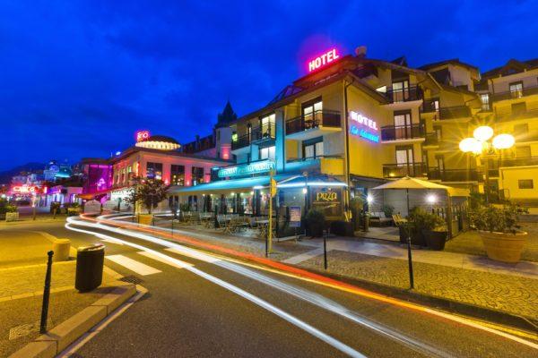 Hôtel Le Littoral Evian-Les-Bains