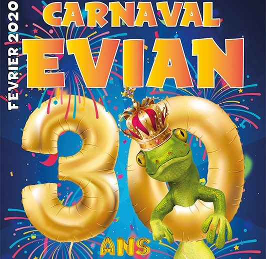 Der Karneval in Evian