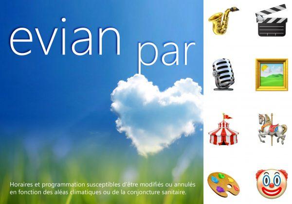 Evian par 💖